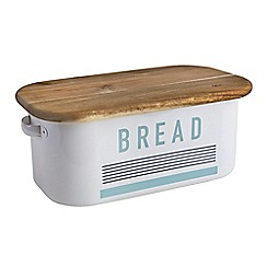 Jamie Oliver - Bread bin with chopping board