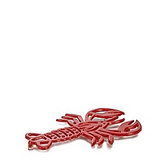 Home Collection - Red lobster trivet