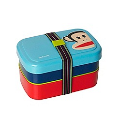 Paul Frank - Blue picnic lunch box