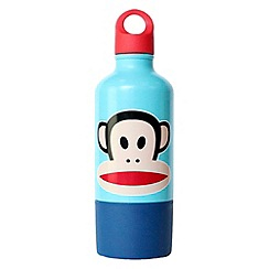 Paul Frank - Blue drinking bottle with cup