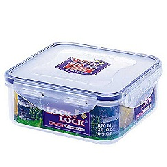 Lock&Lock - 0.87L square storage