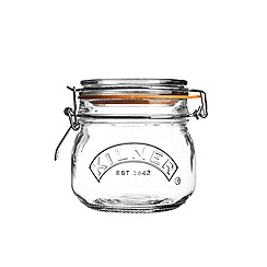 Kilner - Round clip top jar 0.5ml