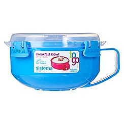 Sistema - 'Breakfast Bowl To Go' 850ml