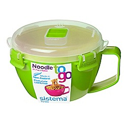 Sistema - 'Noodle Bowl To Go' 940ml