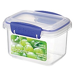 Sistema - 'KLIP IT' lunch box 400ml
