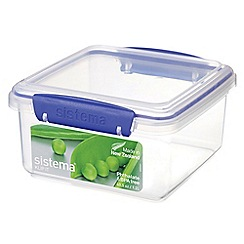 Sistema - 'KLIP IT' plus lunch box 1.2L