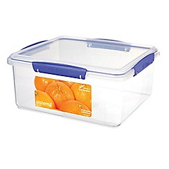 Sistema - 'KLIP IT' food storage box 5L