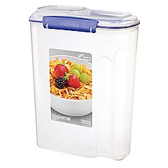 Sistema - Cereal storage box 4.2L