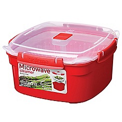 Sistema - Medium microwave steamer