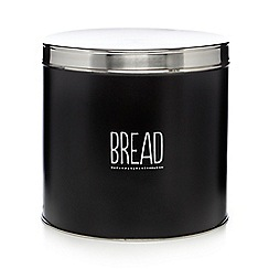 Home Collection Basics - Black bread storage bin