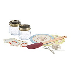 Kilner - 16 piece jam gift set