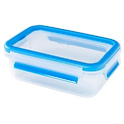 Zyliss - Plastic 0.55L rectangular storage container