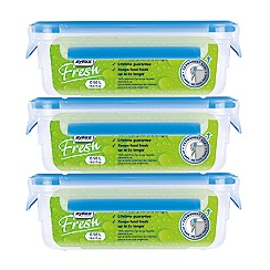 Zyliss - 3 piece set 0.55L storage containers