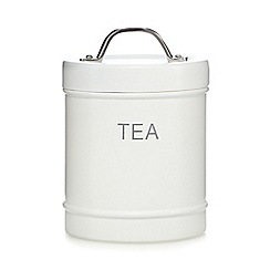 J by Jasper Conran - White tea jar