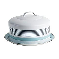 Jamie Oliver - Cream cake plate tin