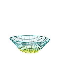 Ben de Lisi Home - Green wire basket