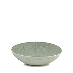 Butterfly Home by Matthew Williamson - Pale green fruit bowl