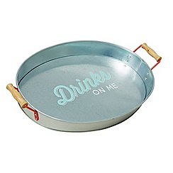 Jamie Oliver - 'BBQ' drinks on me serving tray