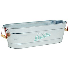Jamie Oliver - 'BBQ' ice cold drinks tub