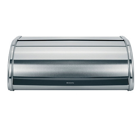 Brabantia - Stainless steel roll top bread bin
