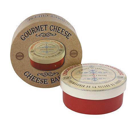 Creative Tops - Stoneware +Gourmet Cheese+ cheese baker