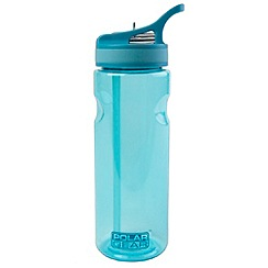 Polar Gear - Grip tritan turquoise bottle 650ml