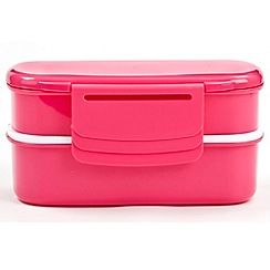 Polar Gear - Pink 1.1l bento box