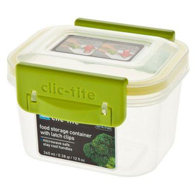 Clic Tite Clic-Tite green 2l container - . -
