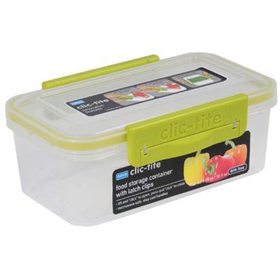Clic Tite Clic-Tite green 900ml container - . -
