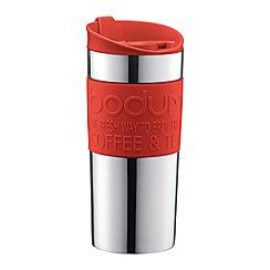 Bodum - Red small vacuum travel mug