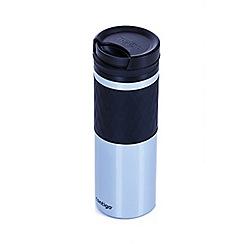 Contigo - Silver 'Glaze' Stainless Steel Travel Mug
