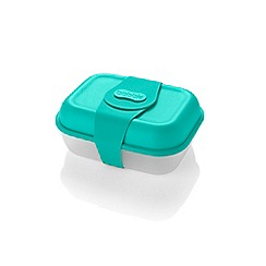 Bobble - Turquoise large lunchbox