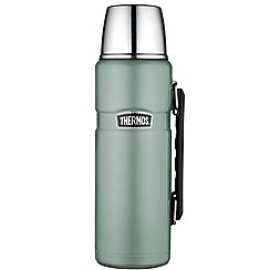 Thermos - Stainless steel 1.2 litres duck egg flask