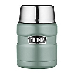 Thermos - Stainless steel 470ml duck egg food flask