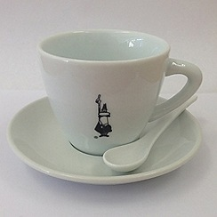 Bialetti - Cappuccino Cup & Saucer
