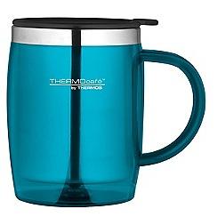 Thermos - Aqua desk mug