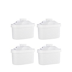 Brita - Pack for four 'Maxtra' water filter cartridges