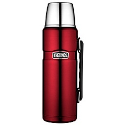 Thermos - Stainless king red 1.2l flask
