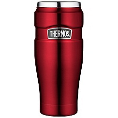 Thermos - Stainless king red 470ml tumbler