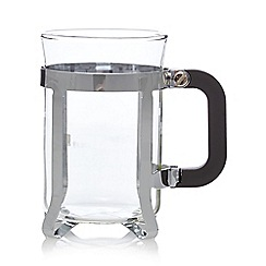 Home Collection - Silver metal mug