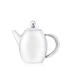 Home Collection - Silver stainless teapot