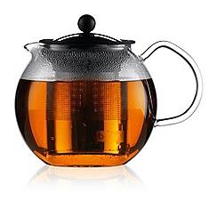 Bodum - ASSAM 1L teapot with stainless steel filter