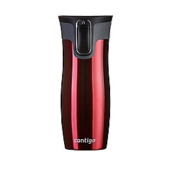 Contigo - Vacuum travel mug 'West Loop Red'