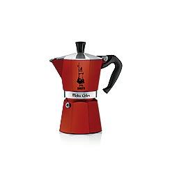 Bialetti - Moka express colour 6 cup espresso maker