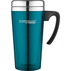 Thermos - Turquoise Zest travel mug