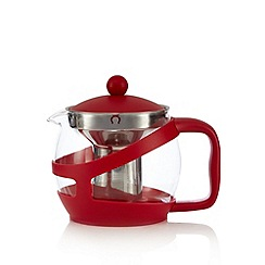 Home Collection Basics - Red teapot