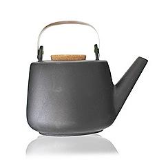 Viva Scandinavia - Grey nicola teapot 1.2 litres