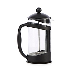 Debenhams - Glass 'Best Buy' 8 cup cafetiere