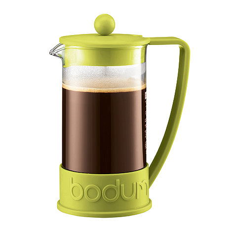 Bodum - Green +Brazil Cafetieres+ 8 cup cafetiere