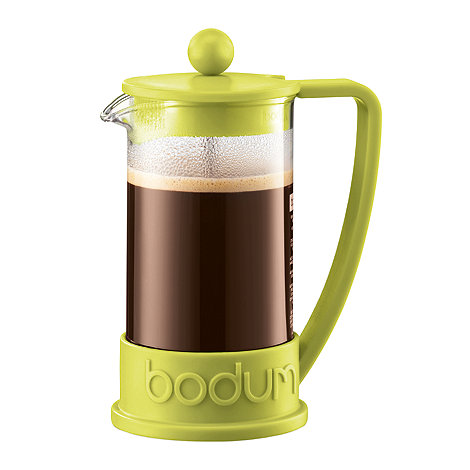 Bodum - Green +Brazil Cafetieres+ 3 cup cafetiere